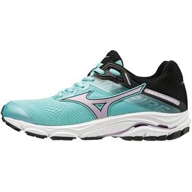 Mizuno Wave Inspire 15 - Chaussures running Femme - violet/bleu